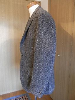 ~上質なジャケットを求めて~東京からようこそ~ いわてのホームスパン 【IHATOVジャケット】 編_c0177259_22343112.jpg