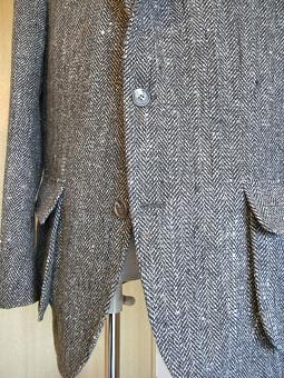 ~上質なジャケットを求めて~東京からようこそ~ いわてのホームスパン 【IHATOVジャケット】 編_c0177259_2235387.jpg