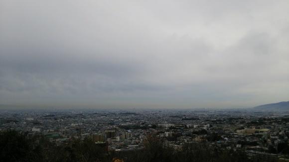 聖天展望台にて  箕面市_d0202264_13175602.jpg