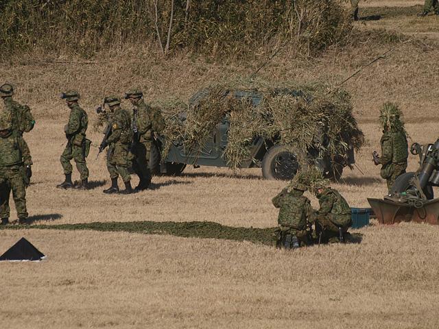 陸上自衛隊 第1空挺団 降下訓練始め 2016 その3 (1/10)_b0006870_10304088.jpg