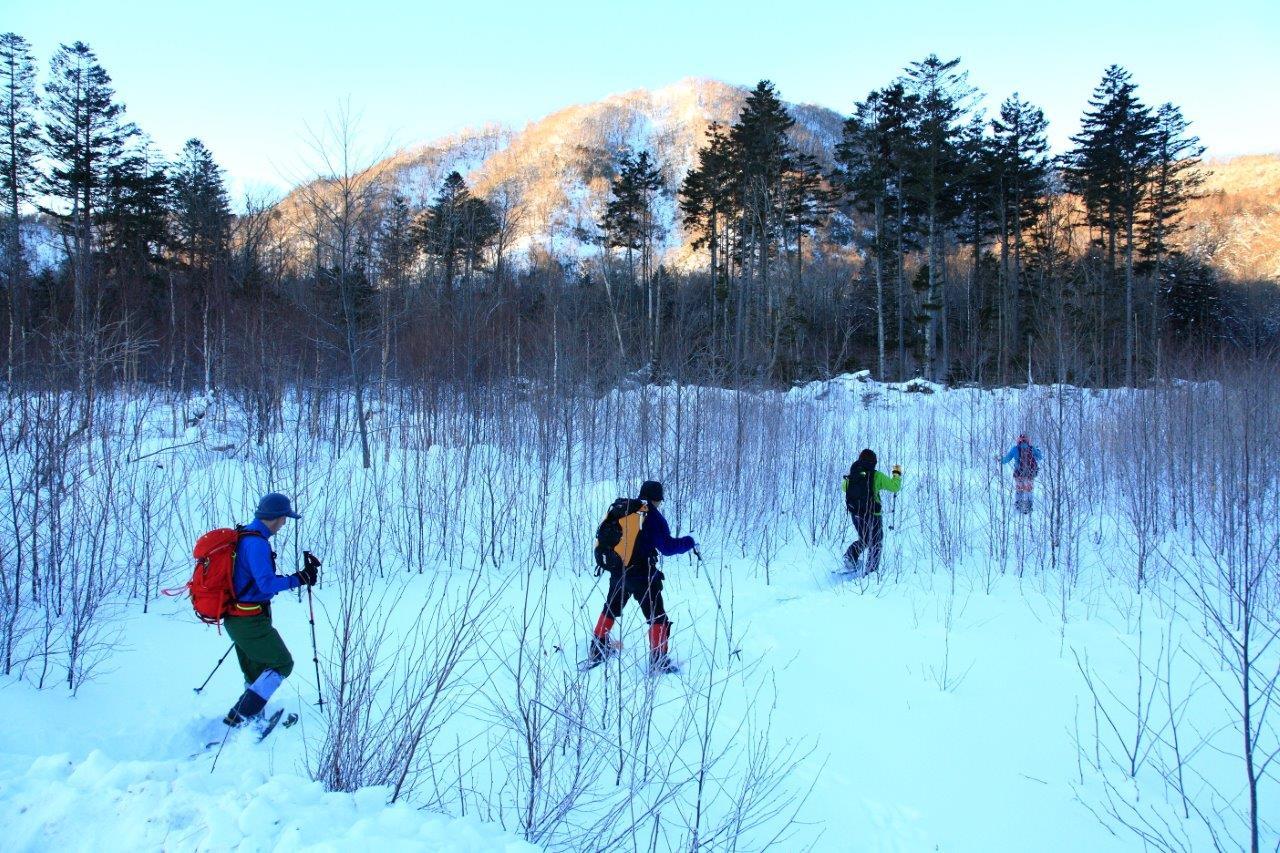 多峰古峰山、1月23日-同行者からの写真-_f0138096_21174545.jpg