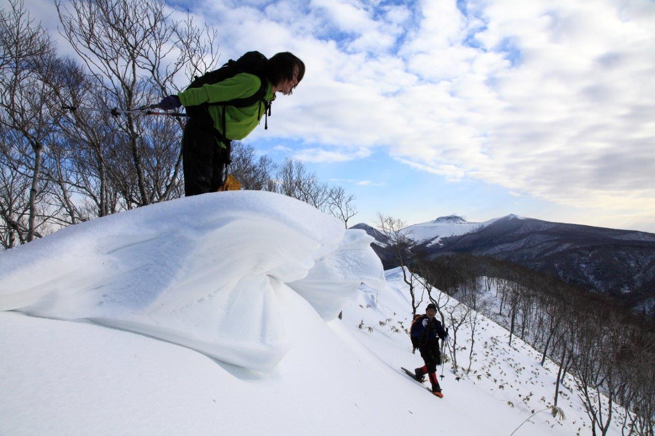 多峰古峰山、1月23日-同行者からの写真-_f0138096_21185445.jpg