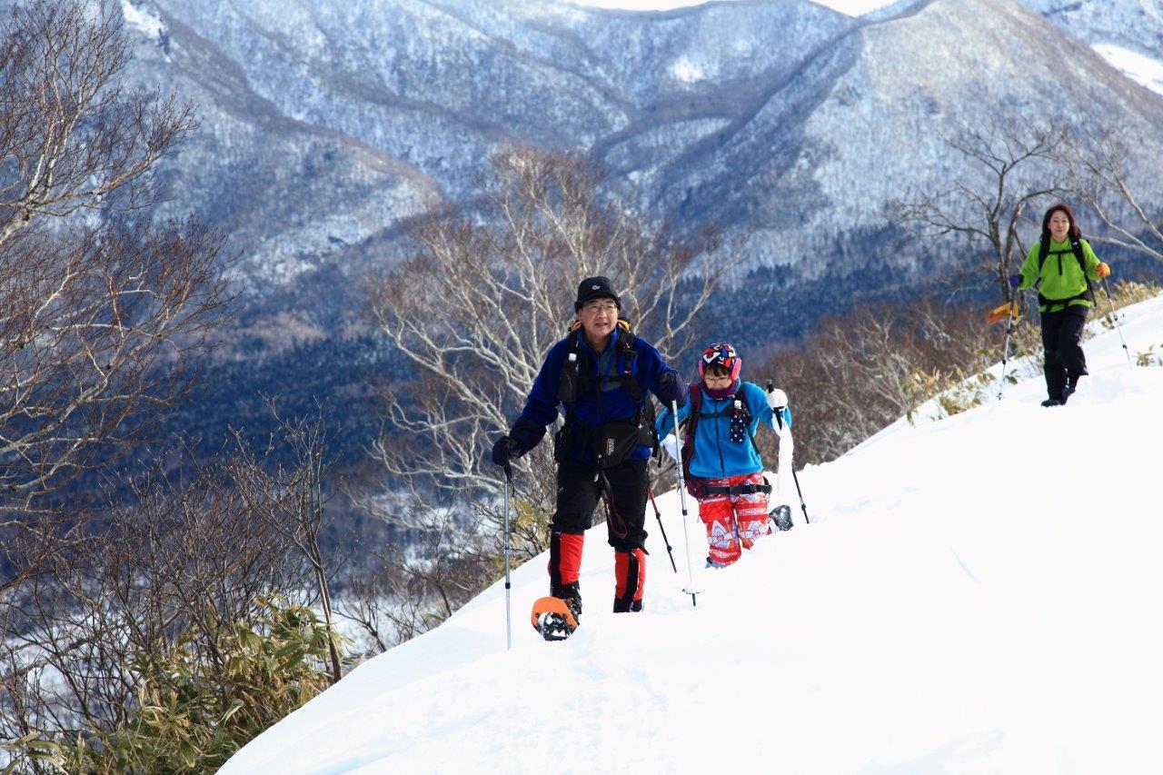 多峰古峰山、1月23日-同行者からの写真-_f0138096_21192838.jpg