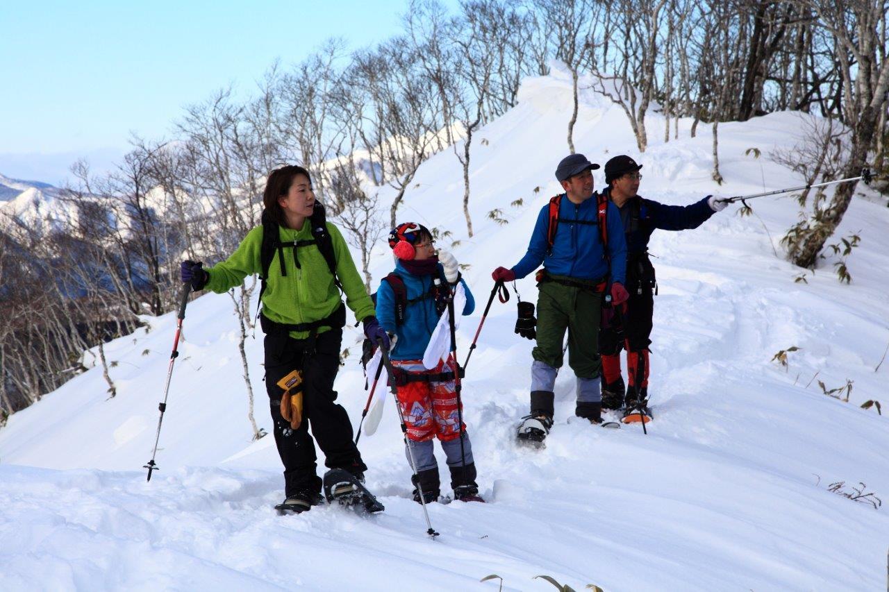 多峰古峰山、1月23日-同行者からの写真-_f0138096_2119371.jpg