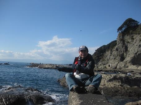 ★江の島だぁー!黒鯛だぁー!サザエ・ハマグリ焼き・シラス丼★_e0147297_16593048.jpg