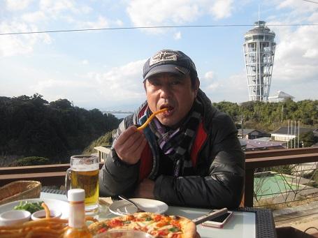 ★江の島だぁー!黒鯛だぁー!サザエ・ハマグリ焼き・シラス丼★_e0147297_17242392.jpg