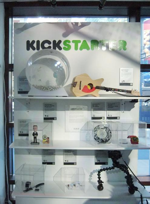 タイムズ・スクエアに過去最大スペースでオープン Wired Store 2011_b0007805_19534372.jpg