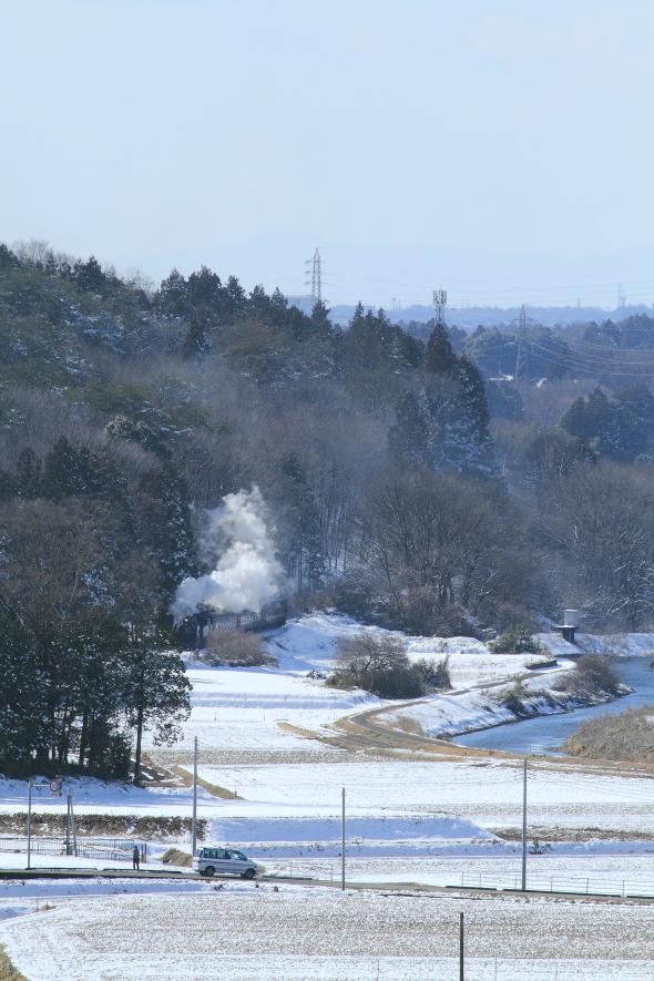 雪景色と蒸機 - 2016年冬・真岡 -   _b0190710_2035469.jpg