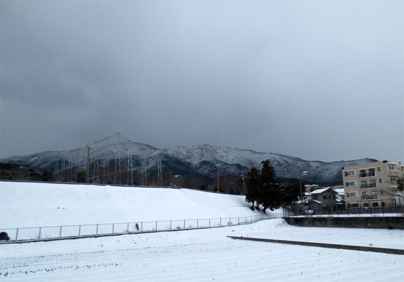 ■油山雪景色、週替わりの夕暮れ・台北編_d0190217_2221403.jpg