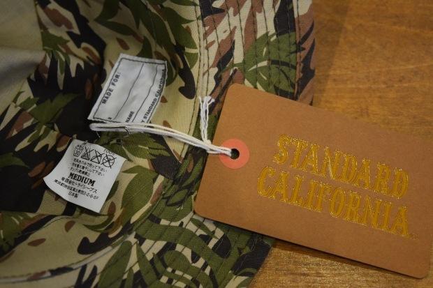 Sale info.  「 STANDARD CALIFORNIA」_c0355834_18112649.jpg