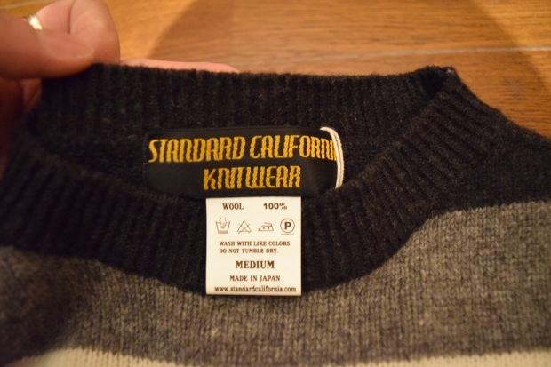 Sale info.  「 STANDARD CALIFORNIA」_c0355834_18165465.jpg
