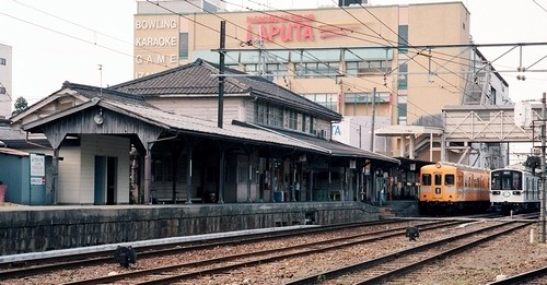 近江鉄道 八日市駅_e0030537_312243.jpg