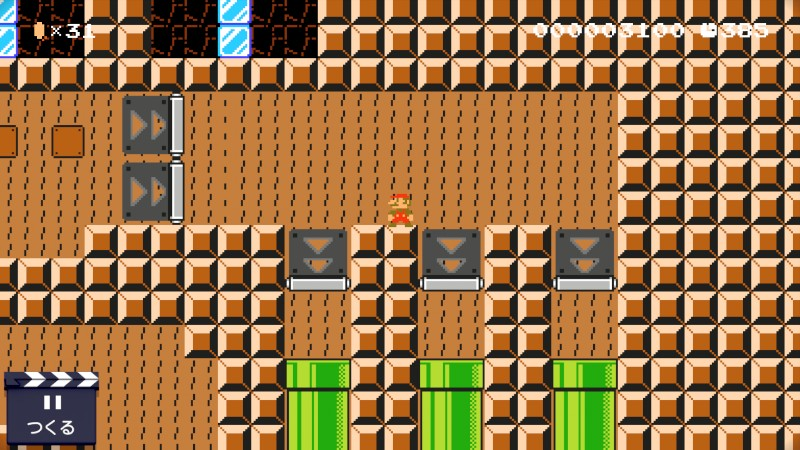 『スーパーマリオメーカー』:コース作成録(Vol.10)_c0090360_215450.jpg