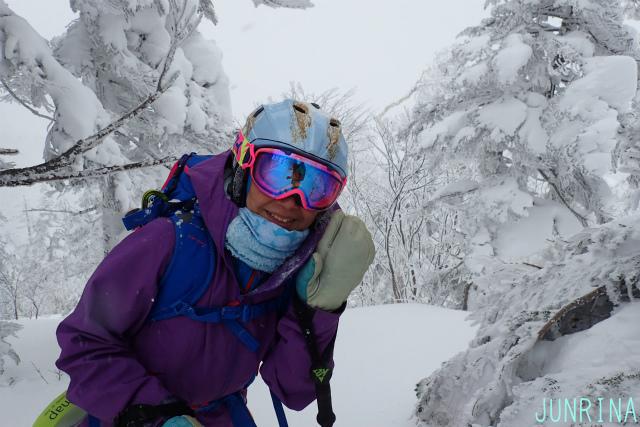 深雪の滑り方を思い出せ!_d0110562_14181895.jpg