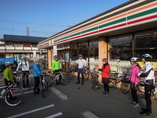 初走り・奈良カレーライド140km_d0174462_2324526.jpg