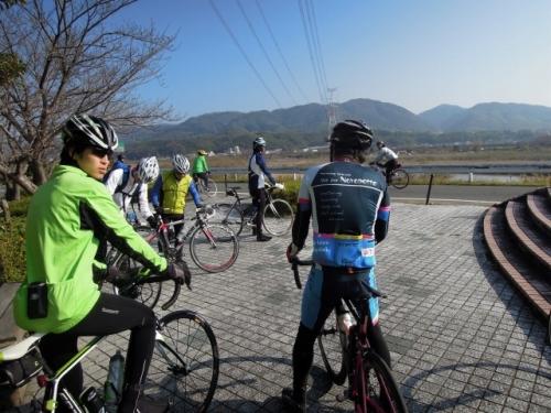 初走り・奈良カレーライド140km_d0174462_2391712.jpg