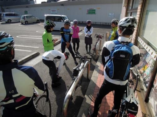 初走り・奈良カレーライド140km_d0174462_2404734.jpg