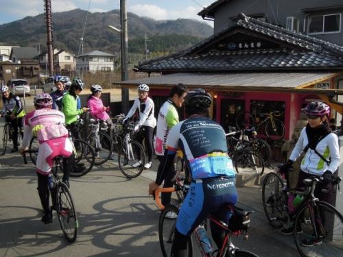 初走り・奈良カレーライド140km_d0174462_2443858.jpg