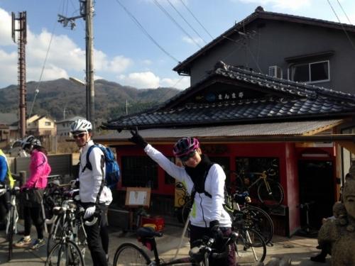 初走り・奈良カレーライド140km_d0174462_2484760.jpg