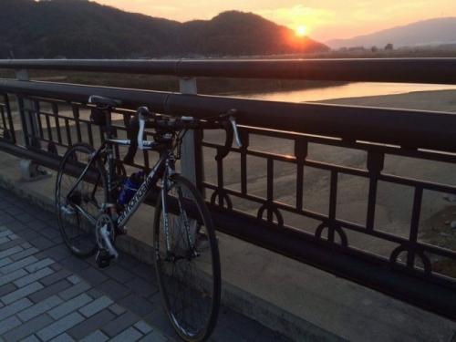 初走り・奈良カレーライド140km_d0174462_2513254.jpg