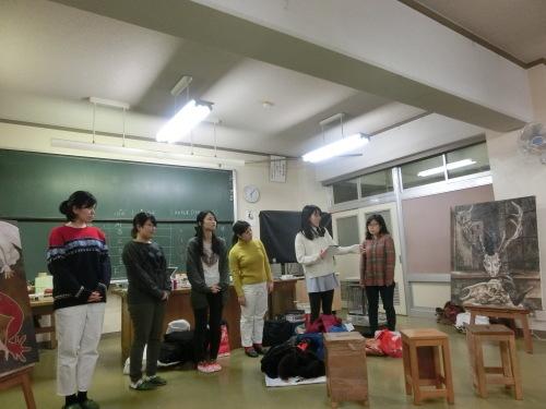 今年も松戸市立和名谷中学校で鑑賞活動(1)_e0201681_10514908.jpg
