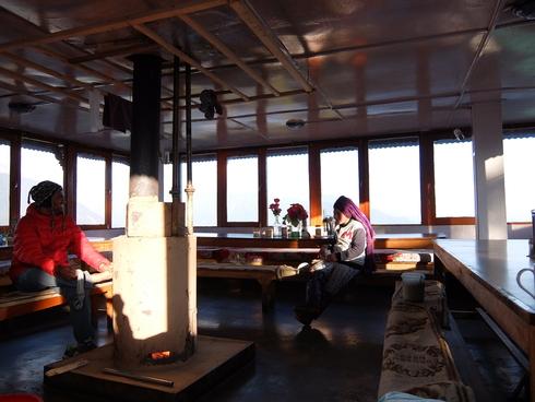 10日目 : Trekking day8 チョムロン→タダパニ_a0207588_20244956.jpg