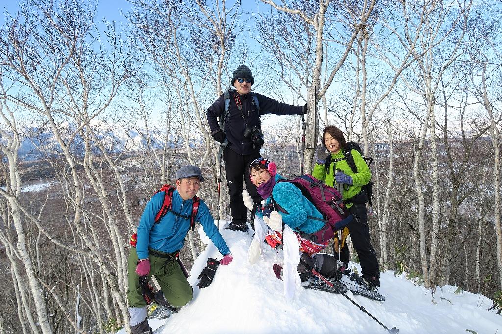 多峰古峰山、1月23日_f0138096_13101453.jpg