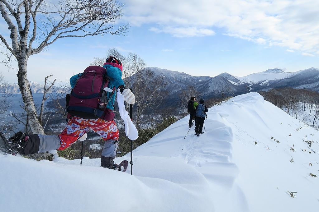 多峰古峰山、1月23日_f0138096_13103114.jpg