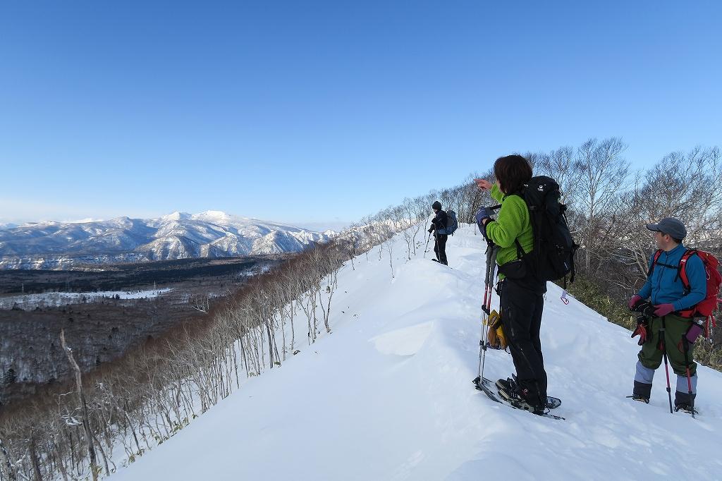 多峰古峰山、1月23日_f0138096_13104018.jpg
