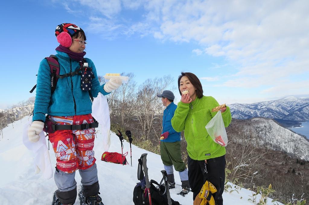 多峰古峰山、1月23日_f0138096_13105545.jpg