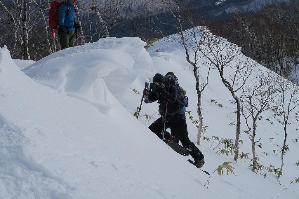 多峰古峰山、1月23日_f0138096_1311271.jpg