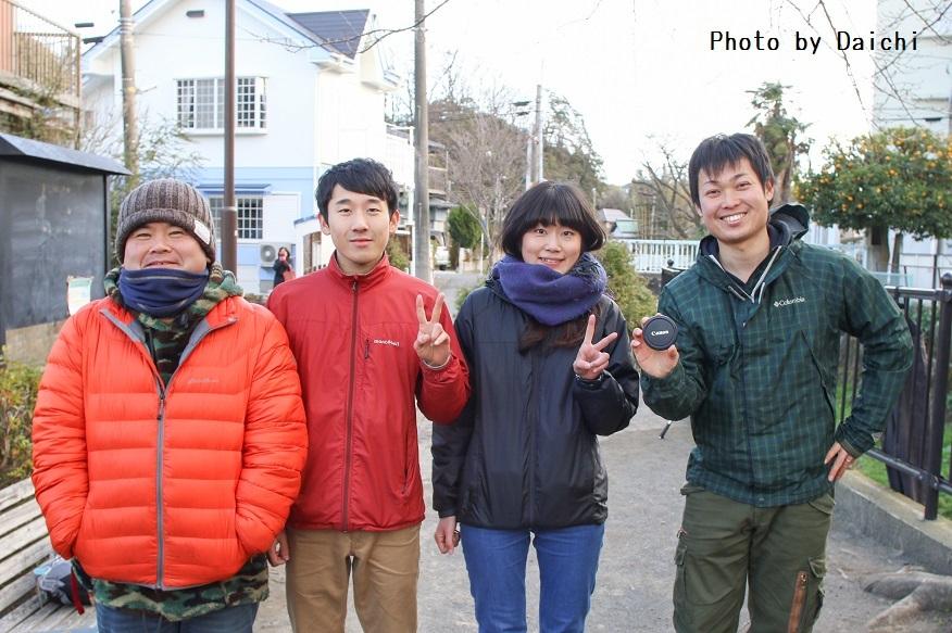 冬の侍従川掃除&調査(2016年1月)_b0348205_19372049.jpg