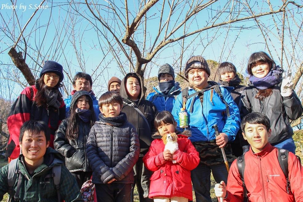 冬の侍従川掃除&調査(2016年1月)_b0348205_19394818.jpg
