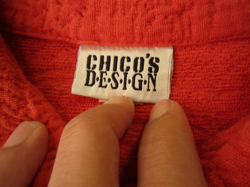 CHICO`S DESIGN JACKET!_a0182112_16332661.jpg