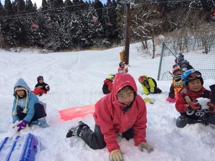 1月25日(月)積雪状況!_f0101226_09381040.jpg