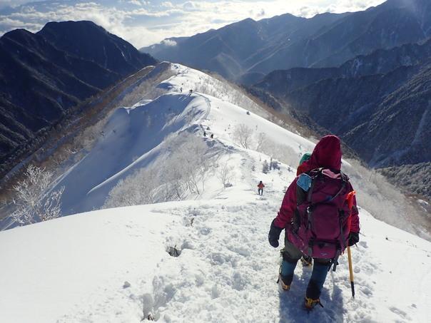 雪山登山への道:後編_b0133032_22135168.jpg