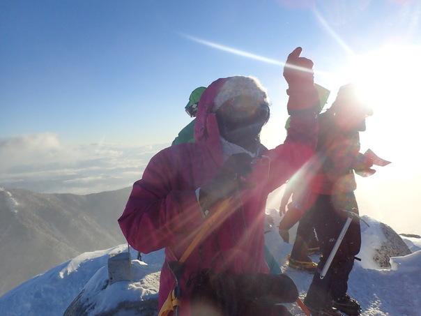 雪山登山への道:後編_b0133032_2264337.jpg