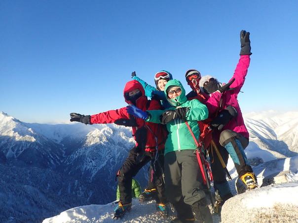 雪山登山への道:後編_b0133032_227355.jpg