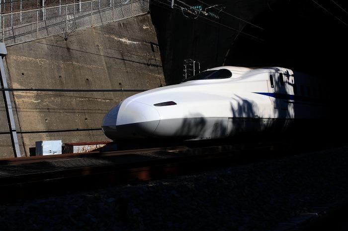 新幹線 大津トンネル_a0294534_21414175.jpg