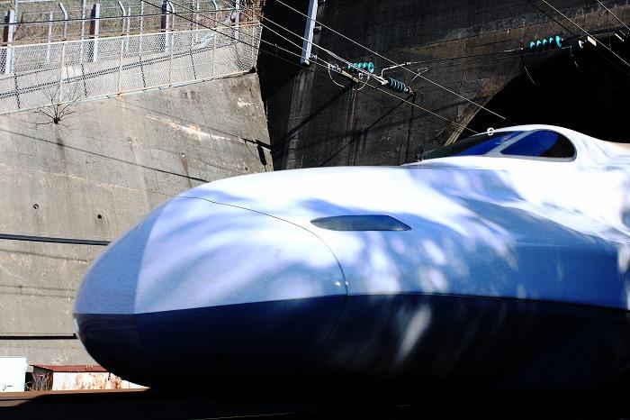 新幹線 大津トンネル_a0294534_21422471.jpg