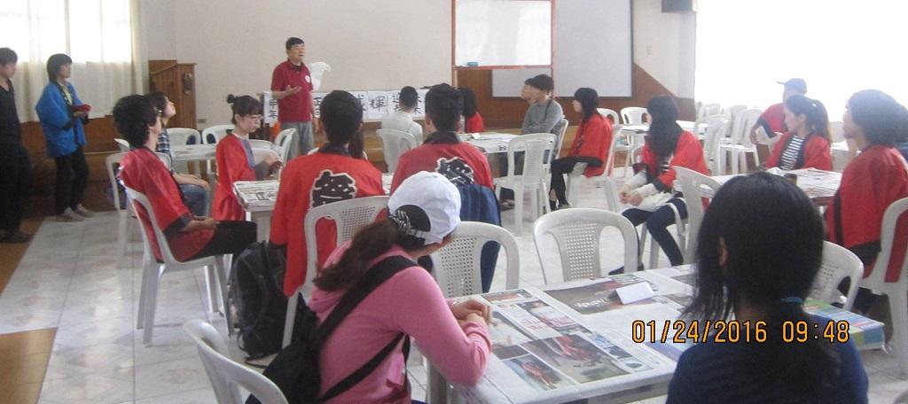バギオ市で「書き初め大会」: 今年は一般にも公開で大盛況_a0109542_1359277.jpg