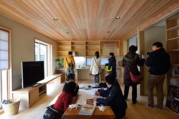 完成建物見学会 生まれ変わり住み継がれる「終の棲家」 ―ハウスメーカーの家 リノベーション―_e0164563_15424492.jpg