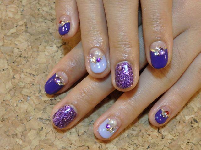 Purple Nail_a0239065_170149.jpg