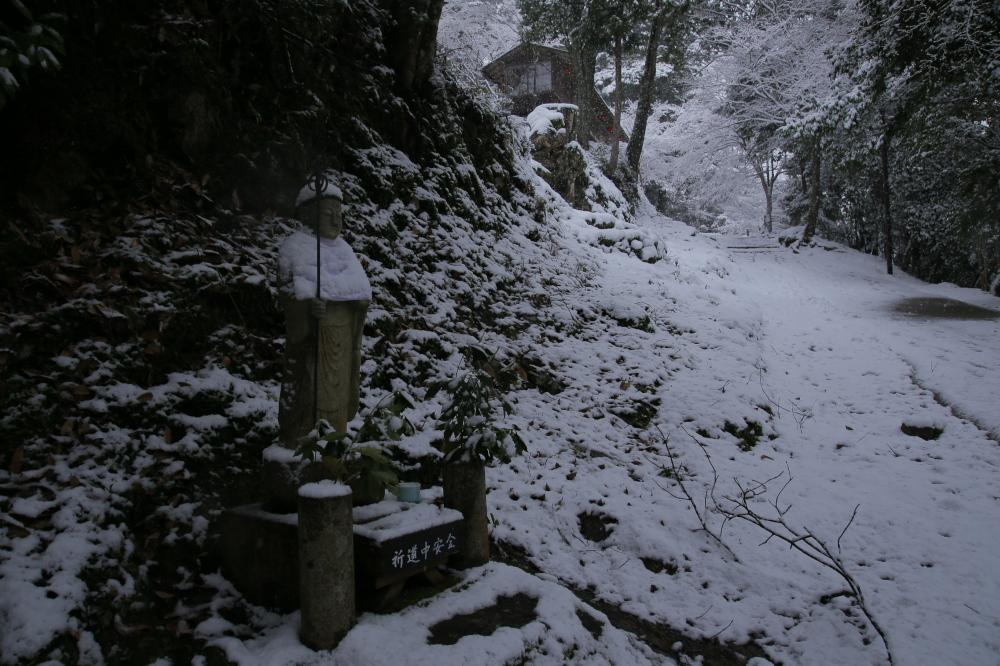 神護寺 雪景色 2016                                 _f0021869_21253784.jpg