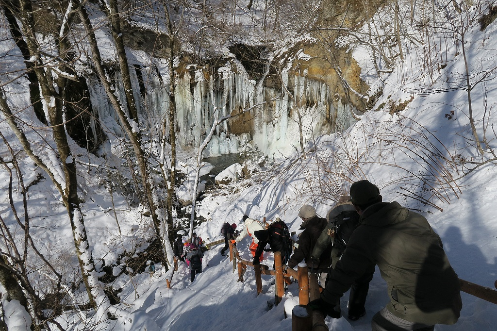 七条大滝、1月23日_f0138096_1273380.jpg