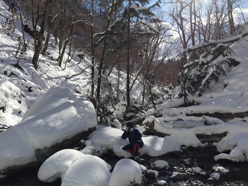 七条大滝、1月23日_f0138096_1291332.jpg