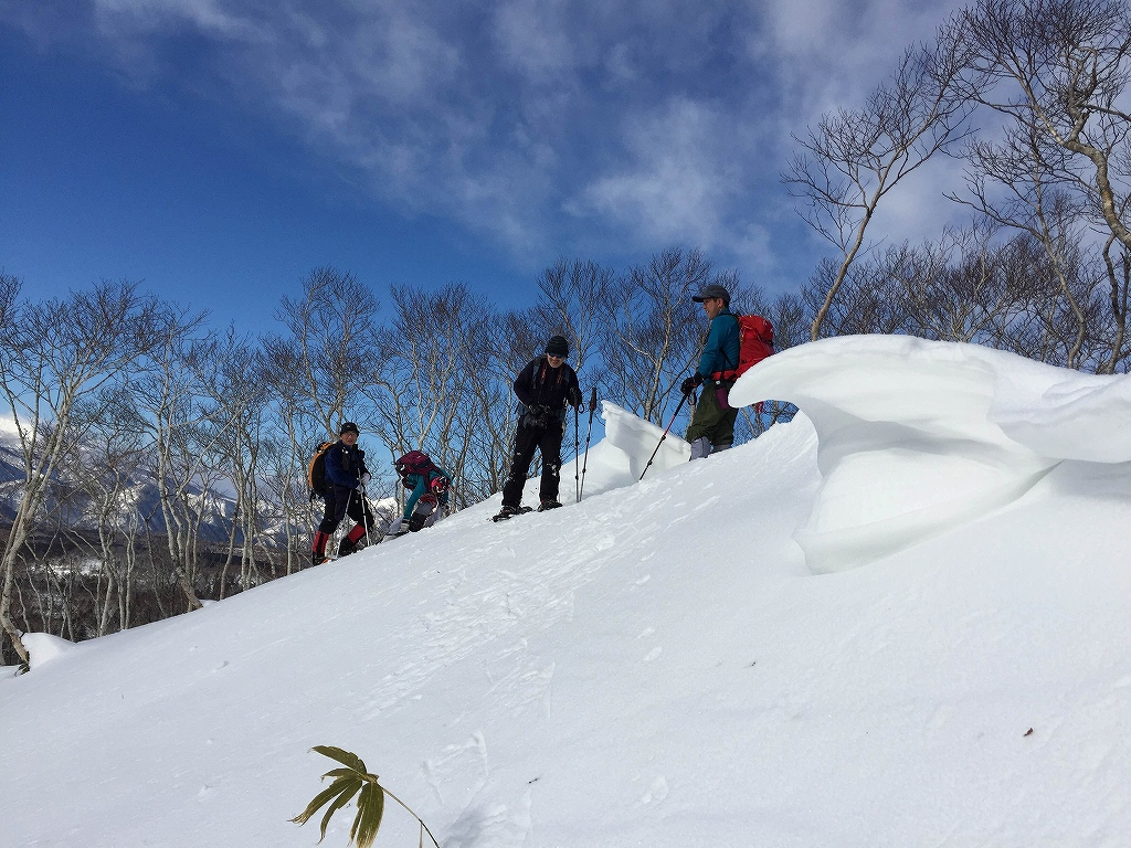 多峰古峰山、1月23日-同行者からの写真-_f0138096_750610.jpg