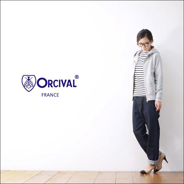 ORCIVAL[オーチバル・オーシバル] FZ PARKA [RC-9007] LADY\'S_f0051306_20102534.jpg