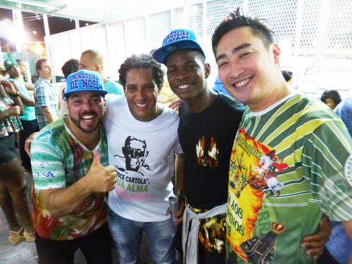 【更新】リオのカーニバルまで2週間◉再び取材されました #リオデジャネイロ #ブラジル →_b0032617_4155199.jpg