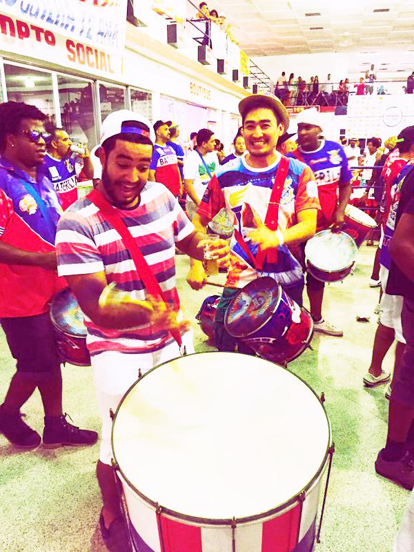 【更新】リオのカーニバルまで2週間◉再び取材されました #リオデジャネイロ #ブラジル →_b0032617_6355680.jpg